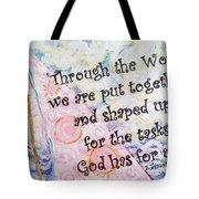 Put Together Tote Bag