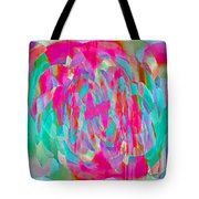Putting The Pieces Together Tote Bag