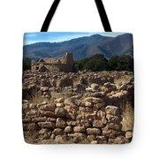Puye Reservation Mesa Tote Bag