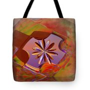 Puzzle Of Life Tote Bag