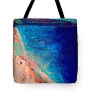 Pv Abstract Tote Bag