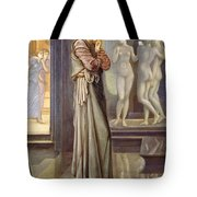 Pygmalion And The Image - The Heart Desires Tote Bag