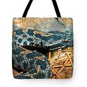 Pygmy Rattlesnake Tote Bag