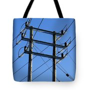 Pylon 21 Tote Bag