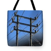 Pylon 21a Tote Bag