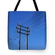 Pylon 23 Tote Bag