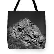 Pyramid Of Rock Tote Bag