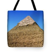 Pyramids Of Giza 15 Tote Bag by Antony McAulay