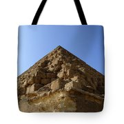 Pyramids Of Giza 20 Tote Bag