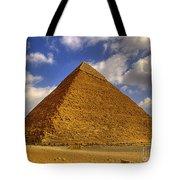 Pyramids Of Giza 28 Tote Bag