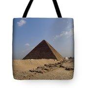 Pyramids Of Giza 30 Tote Bag