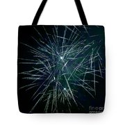 Pyrotechnic Delight Tote Bag