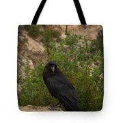 Qouth The Raven Nevermore Tote Bag