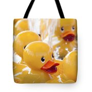 Quackers Tote Bag