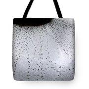 Quail Tracks Tote Bag