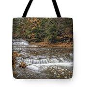 Quarry Rock Falls Tote Bag