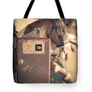 Quarter Horse Tote Bag
