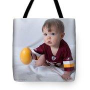 Quarterback Tote Bag