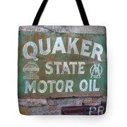 Quater State Oil Tote Bag