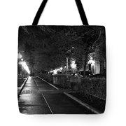 Quebec Night Tote Bag