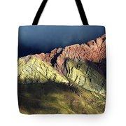 Quebrada De Humahuaca Argentina 3 Tote Bag