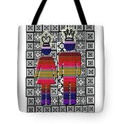 Queen And King Tote Bag
