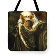 Queen Anne Of England (1665-1714) Tote Bag