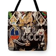 Queen - Black Queen White Queen Tote Bag
