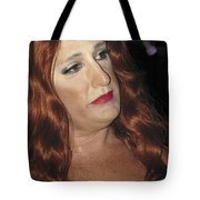 Portrait Of A Fire Island Queen Tote Bag
