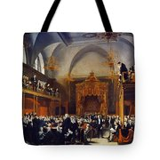 Queen Caroline Trial, 1820 Tote Bag