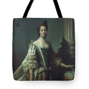 Queen Charlotte (1744-1818) Tote Bag