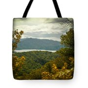 Queen Charlotte Sound Tote Bag