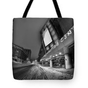 Queen City Winter Wonderland After The Storm Series 0023a Tote Bag