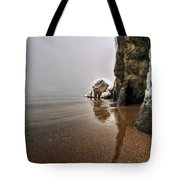 Queen City Winter Wonderland After The Storm Series 0039 Tote Bag