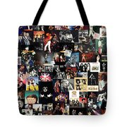 Queen Collage Tote Bag