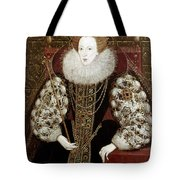 Queen Elizabeth I (1533-1603) Tote Bag