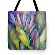 Queen Emma's Lily Blossom Tote Bag