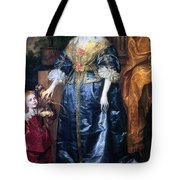 Queen Henrietta Maria (1609-69) Tote Bag
