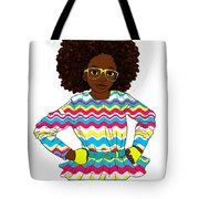 Queen In Training Tote Bag