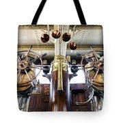 Queen Mary Bridge Tote Bag