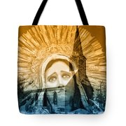 Queen Of Angels Tote Bag