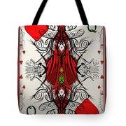 Queen Of Arts Tote Bag