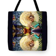 Queen Of Reflections Tote Bag