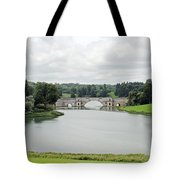 Queen Pool Blenheim Tote Bag