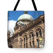 Queen Victoria Building Sydney Tote Bag