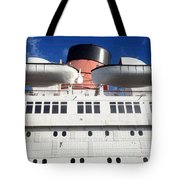 Queen's Life Boats Tote Bag