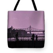 Queensboro Bridge 1 - Manhattan - New York Tote Bag
