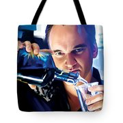 Quentin Tarantino Artwork 1 Tote Bag
