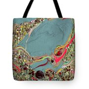 Quest For The Maharaja's Ruby Tote Bag