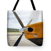 Quest Kodiak Aircraft Tote Bag